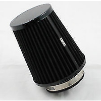"MRC TFI Racing 2310BLK BLACK Mini Power Stack Filter 3"" (76mm) Washable"