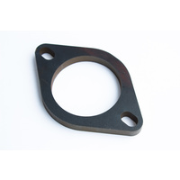 "2 Bolt 2.5"" Exhaust flange 94-107mm Bolt hole centres"