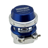 Turbosmart TS-0204-1106 BOV Race Port Uni Supercharger Blue