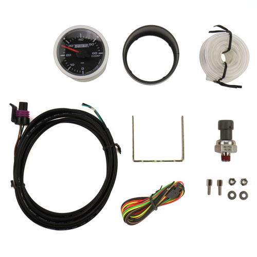 Gauge - Electric - Boost Only 60 PSI
